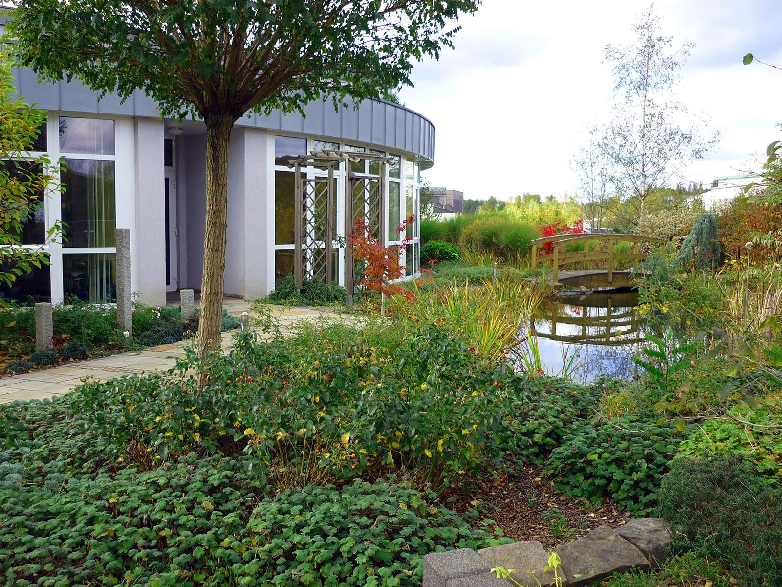 Beber Gmbh Galabau Kontakt Garten Und Landschaftsbau 45527